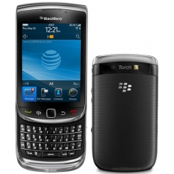 BlackBerry Torch 9800 - фото 3