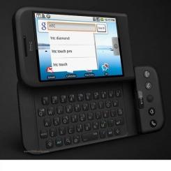 HTC Dream - фото 3