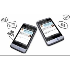 HTC Salsa - фото 3