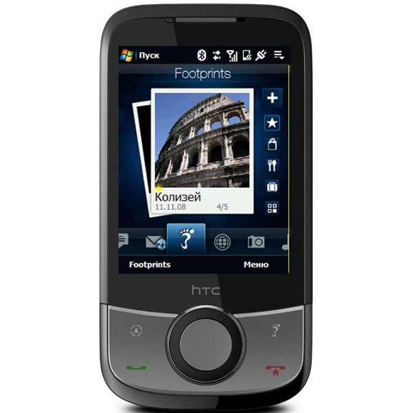 HTC Touch Cruise 09, прошивка, характеристики