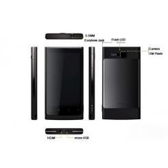Huawei U9000 IDEOS X6 - фото 2
