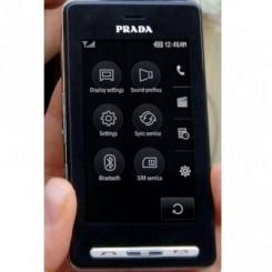 LG KE850 Prada - фото 6