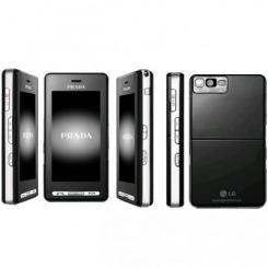 LG KE850 Prada - фото 11