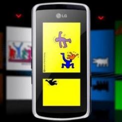 LG KF600 - фото 3