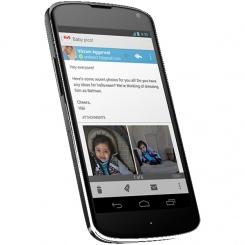 LG Nexus 4 E960 - фото 4