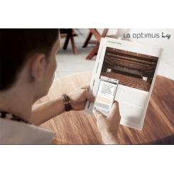 LG Optimus L9 - фото 2