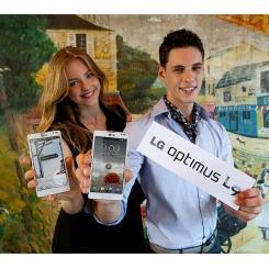 LG Optimus L9 - фото 3