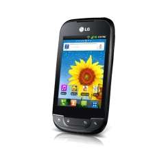 LG Optimus Link P690 - фото 2