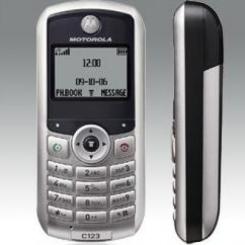 Motorola C123 - фото 1