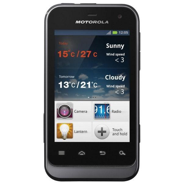 Motorola DEFY MINI, прошивка, характеристики