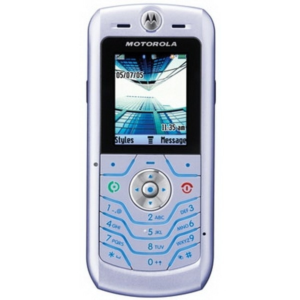 Motorola L6, прошивка, характеристики