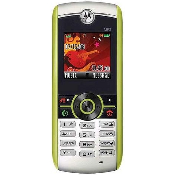 Motorola W231, прошивка, характеристики