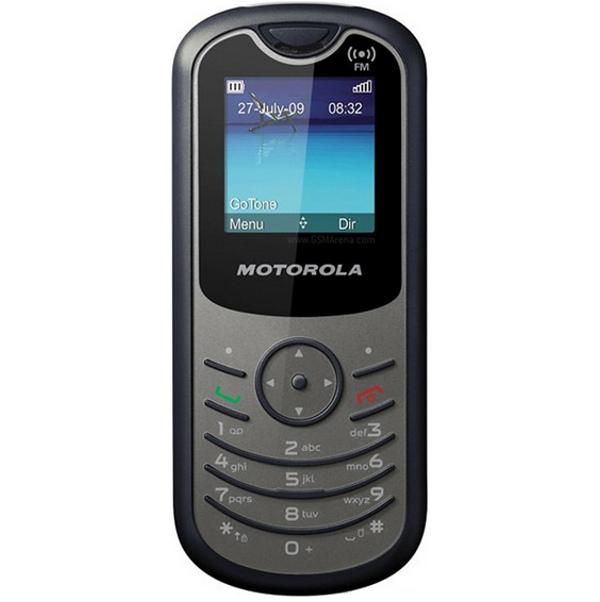 Motorola WX180, прошивка, характеристики
