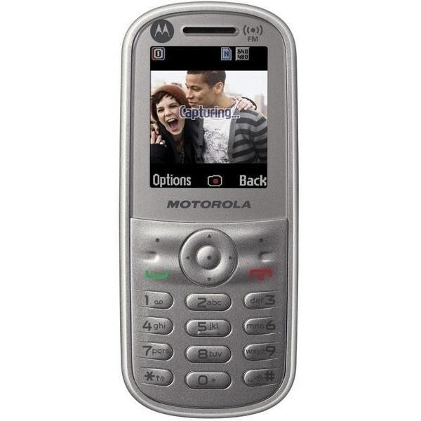 Motorola WX280, прошивка, характеристики