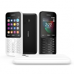Nokia 222 Dual Sim - фото 4