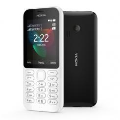 Nokia 222 Dual Sim - фото 3