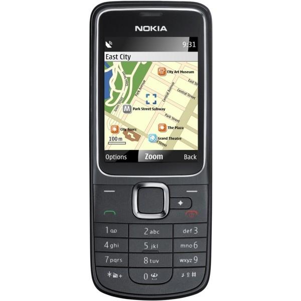 Nokia 2710 Navigation Edition, прошивка, характеристики
