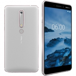 Nokia 6 (2018) - фото 2