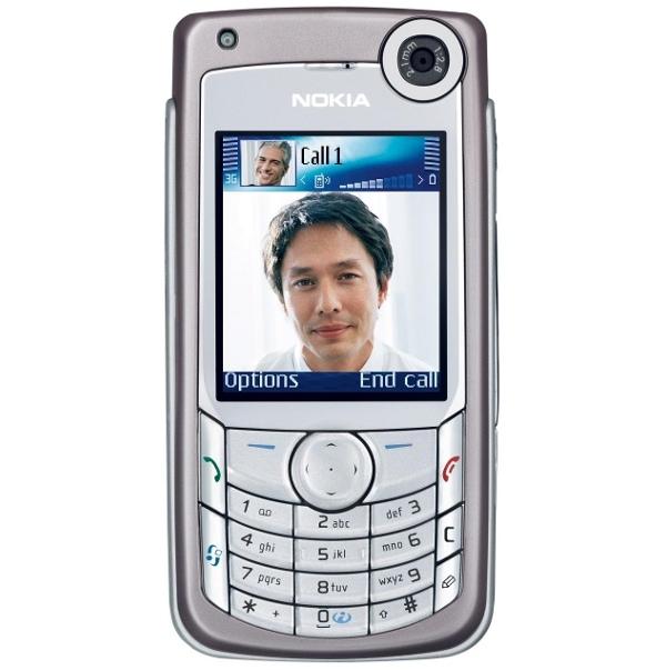 Прошивка Nokia 6680 — официальная версия
