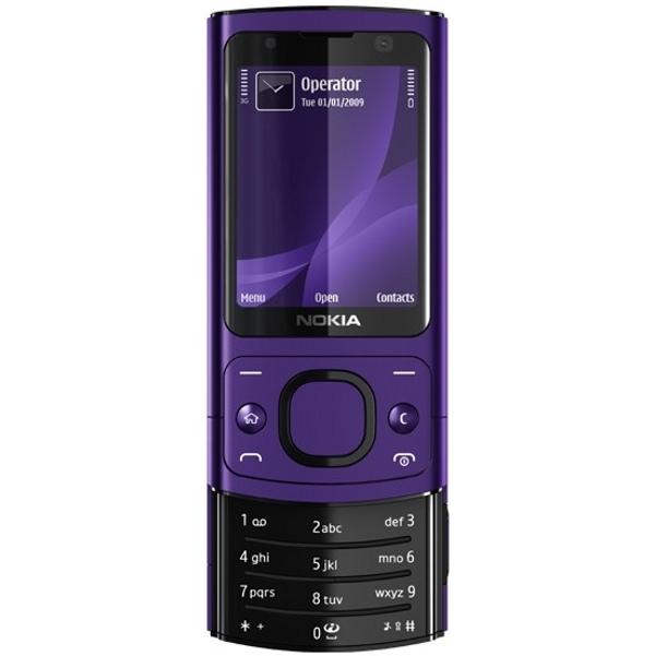 Nokia 6700 slide, прошивка, характеристики