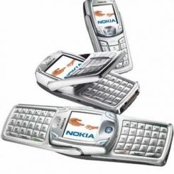Nokia 6820 - фото 6