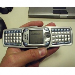 Nokia 6820 - фото 3