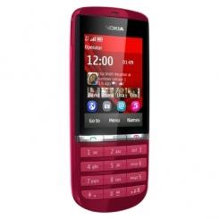 Nokia Asha 300 - фото 2