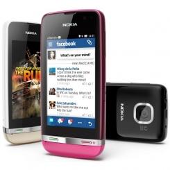 Nokia Asha 311 - фото 3