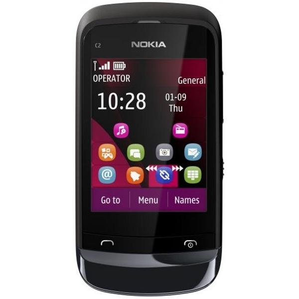 Nokia C2-02, прошивка, характеристики