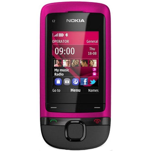 Nokia C2-05, прошивка, характеристики