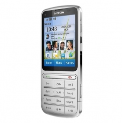 Nokia C3-01 Touch and Type - фото 2