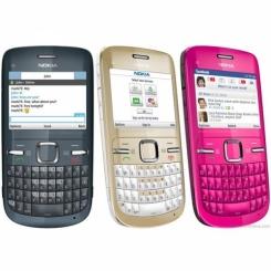 Nokia C3 - фото 5