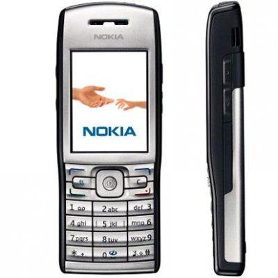 Nokia E50 - обзор телефона, характеристики