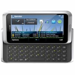 Nokia E7 - фото 10