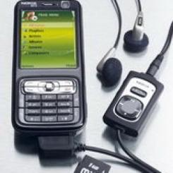 Nokia N73 Music Edition - фото 2