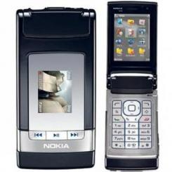 Nokia N76 - фото 13