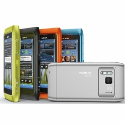 Nokia N8 - фото 9