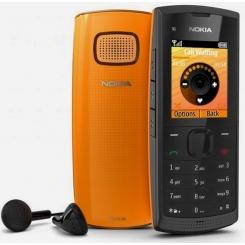 Nokia X1-00 - фото 1