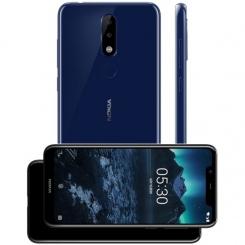 Nokia X5 2018 - фото 2