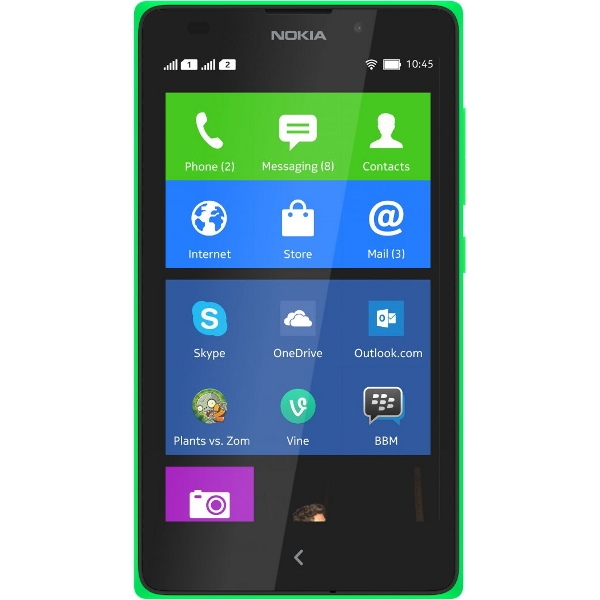 Nokia XL, прошивка, характеристики