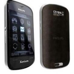 Philips Xenium X800 - фото 3
