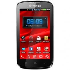 Prestigio MultiPhone 4000 DUO - фото 3