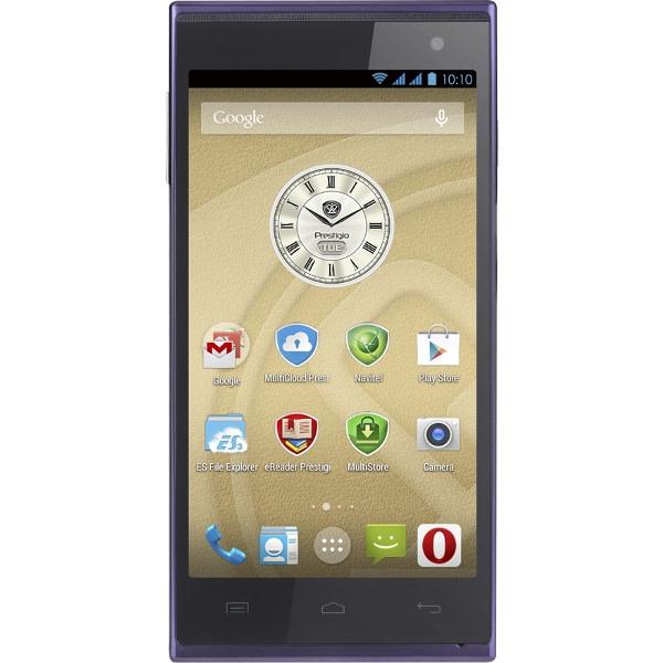 Prestigio MultiPhone 5455 DUO, прошивка, характеристики