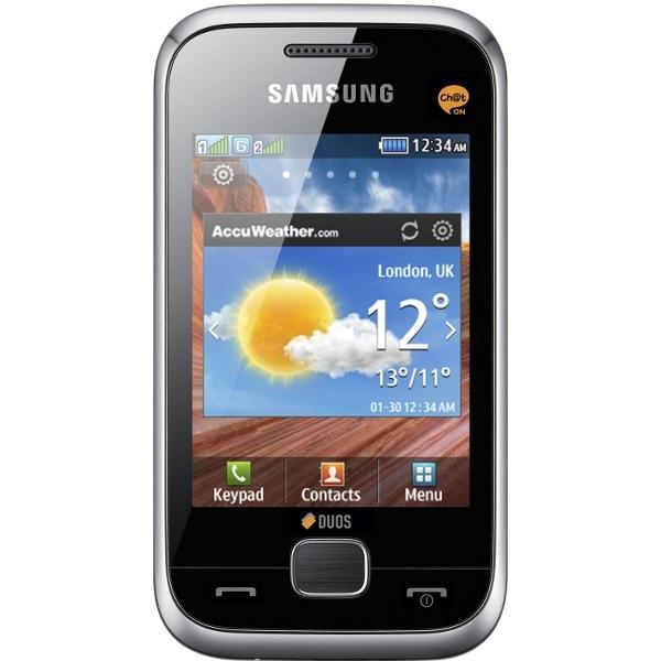 Прошиваем Samsung C3312 Duos
