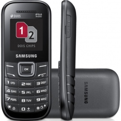 Samsung E1207 - фото 4