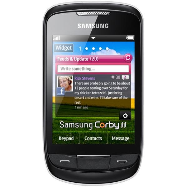 Samsung corby 2 инструкция