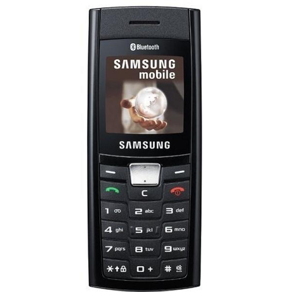 Samsung SGH-C180, прошивка, характеристики