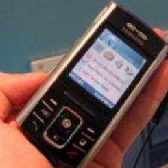 Samsung SGH-D720 - фото 3