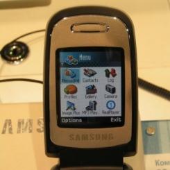 Samsung SGH-D730 - фото 3