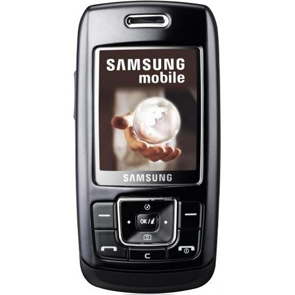 Samsung SGH-E251, прошивка, характеристики